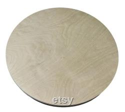 12 pièces 18 Round Circle, 1 4 Baltic Birch Contreplaqué, 6mm Baltic Birch Wood, Laser Cutter Supplies, Unfinished SHIPS FREE et FAST