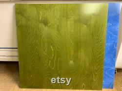 1 4 (6mm) Entièrement Fini Baltic Birch 12 x20 11 feuilles glowforge taille bois