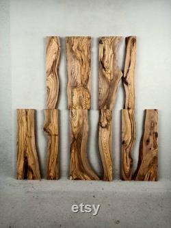 1 paquet de planche de charcuterie en bois d olive