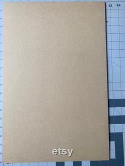 50 paquets de 1 8 3mm inachevés MDF 20 x12 glowforge feuilles de taille Glowforge