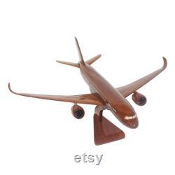 Airbus 350 modèle d avion 16 x17 x6 Cadeau pour pilote