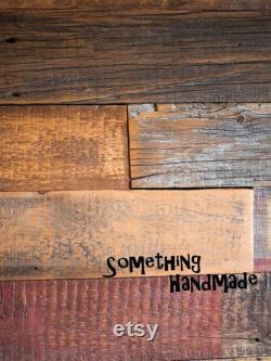 Bois de grange Bois récupéré -sauvé de panneau de grange- panneau de mur