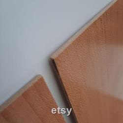 Cherry 10 pièces 1 8 MDF Core Hardwood Contreplaqué Préfini UV finition des deux côtés 12 x20 Laser Contreplaqué Glowforge bois 10 feuilles proofgrade
