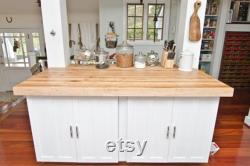 Comptoir boucher bloc comptoir Wood Countertop Maple Countertop Kitchen Island Top Table Top Desk Top 1 1 2 pouce d épaisseur