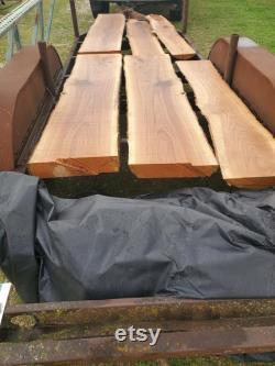 Dalles de bord en direct Pin Oak