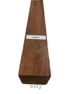 Dix pièces tournant des blancs de taille 2 X 2 X 24 pouces, approprié tournant carrés blancs pour le bois tournant