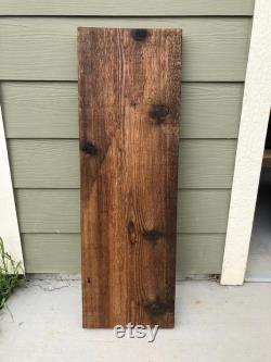 Douglas Fir Reclaimed Planks 1893 2 x 12 Variable longueur