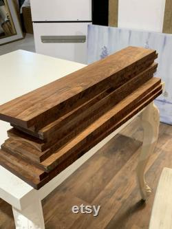 EXOTIC Caribbean Rosewood Lumber FAS Grade 4 4