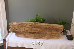 Environ 37 x 11 x 4 Driftwood Branch Bois magnifique avec une texture unique DIY succulent ou affichage de plante d air, votive, pièce maîtresse de plage