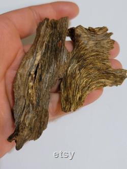 Laos Soil Agarwood Chips 7,48 grammes.