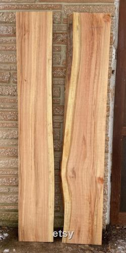 Live Edge Cypress Slabs Epoxy River Table Wood 6ft Slabs Live Edge- 731C JandR