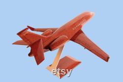 Modèle Dassault Falcon 2000 EX Acajou