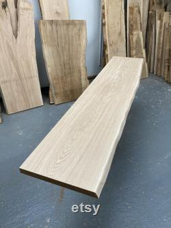 Oak Boards Oak étagères de différentes tailles four séché et plané 50mm d épaisseur