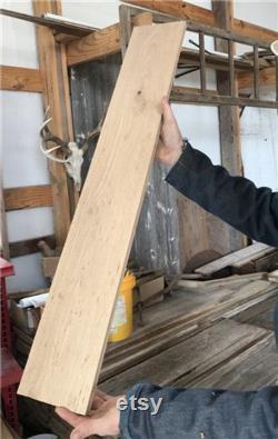 Plancher en chêne blanc massif, plancher en bois de chêne de bois de bois dur, Groove de langue inachevée Commande faite sur commande Message pour la citation, plancher de bois dur, plancher de chêne