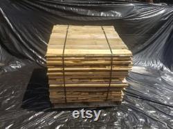 Planches à palettes récupérées en vrac 400 cube de planche