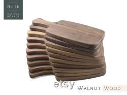 Planches de service en bois dur (10 paquets), 6 x14 1 2 x3 4 , planches à découper en vrac (érable, noyer ou cerise), Artisanat, Bricolage, Ébauches de bois, Gros