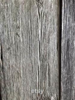 Planches en bois de grange récupérées Planches de bois d uvre Planches de récupération de revêtement de bois, Blanc gris rouge, Message pour citation Planches rustiques en bois de grange, bois récupéré