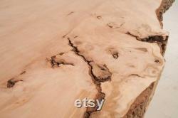 Plateau platane 522 en bois 400 cm Table de table table de séjour Table de bureau plaque de bureau
