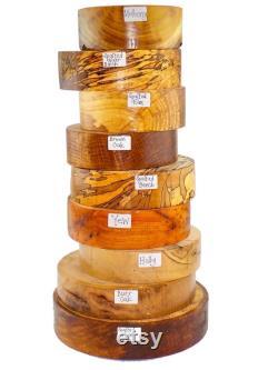 Woodturners Premium Bowl Blanks Sélection Boîte