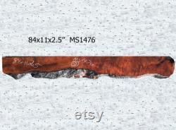 cheminée à bord vivant canapé table étagère rustique ms1476-2