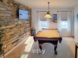 planches de bois récupérées Cody Finish 20 pieds carrés