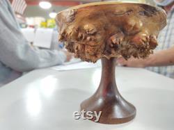 plat de sucrerie de forme d art